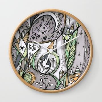 the-story-is-different-wall-clocks